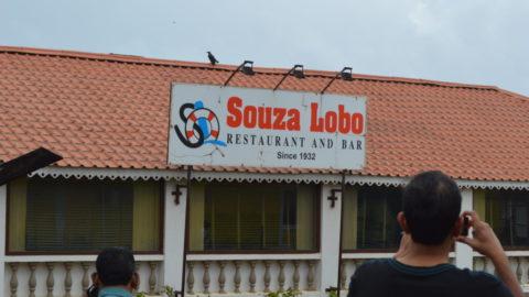 Souza Lobo, Calangute