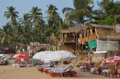 Goa travel diaries – Anjuna & Vagator