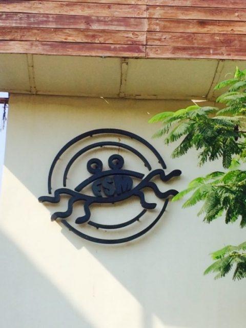 Flying Spaghetti Monster, Hyderabad.