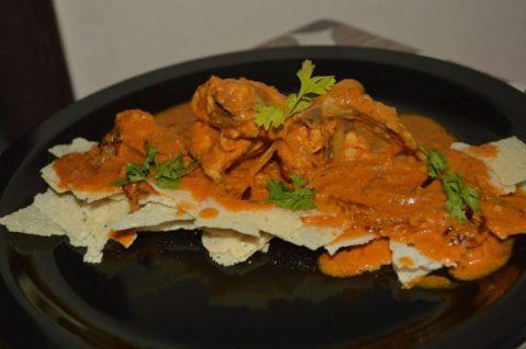 Mangalorean Kori Roti