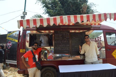 Bangalore Food Truck + Music Festival 4th edition