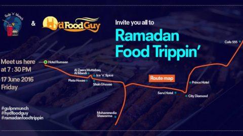 Hyderabad Food Trip – Tolichowki
