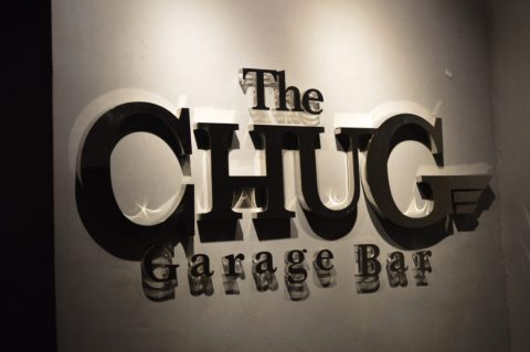 The Chug – Garage Bar