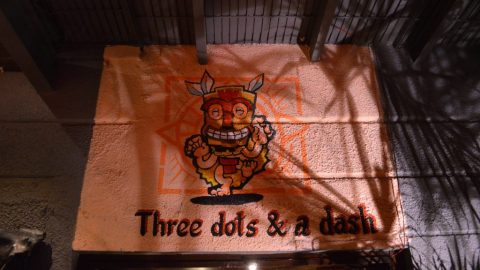 Three Dots And A Dash, Indiranagar