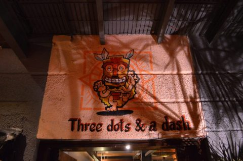 Three Dots And A Dash, Indiranagar