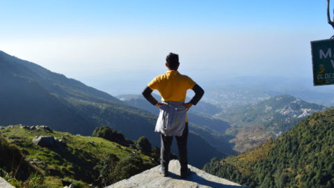 Trek to Triund Hill