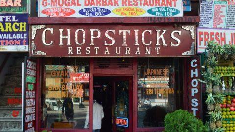 Chopsticks, Manali