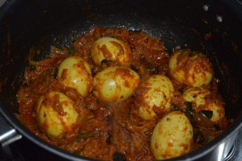 Kerala Mutta Roast