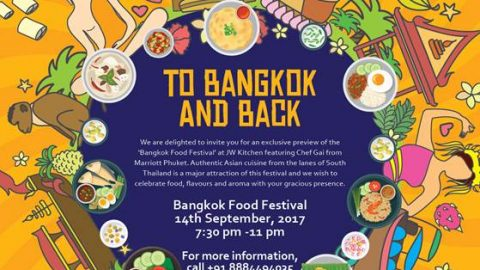 Bangkok food festival at JW Marriott