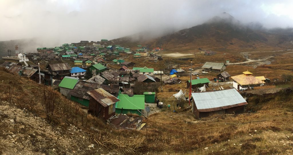 360 degree view of the valley